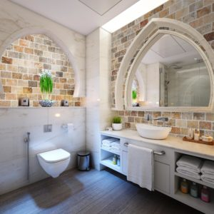 9-tumbled_travertine_mosaic_scabos_2x4_www.thulahome.com_roomscene_8759