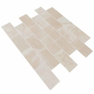 20012394 colossae cream marble tiles 18x36 honed top angle www.thulahome.com