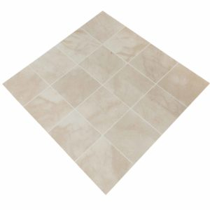20012398 colossae cream marble tiles 36x36 honed top angle www.thulahome.com