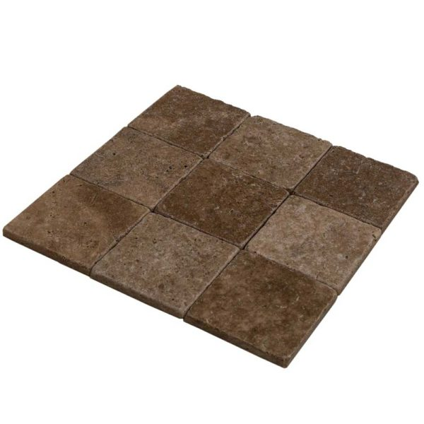 20012432-noce-tumbled-travertine-tiles-6x6-top-angle-profile-www.thulahome.com