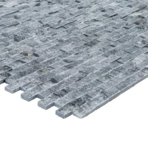 20012458-space-gray-split-face-marble-mosaics-1x2-profile-view-www.thulahome.com