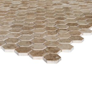 20020069-cappuccino-marble-mosaics-polished-2-hexagon-close-angle-view-www.thulahome.com