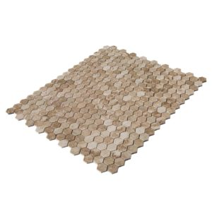 20020069-cappuccino-marble-mosaics-polished-2-hexagon-multi-top-angle-view-www.thulahome.com