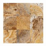 20020070-meandros-gold-yellow-travertine-pavers-12x12-multi-top-view-www.thulahome.com