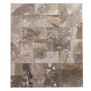 conglomerate-antique-pattern-travertine-tiles-multi-top-view-wet-profile-www.thulahome.com