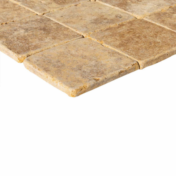 20012438-gold-yellow-tumbled-travertine-tiles-6x6-angle-profile-www.thulahome.com