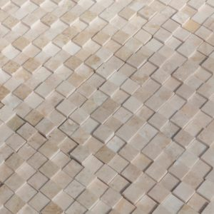 20016372-10-Cappuccino-Marble-3d-1x1-polished-mosaics