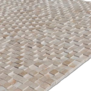 20016372-3-Cappuccino-Marble-3d-1x1-polished-mosaics