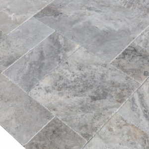 10077236-Silver-grey-Antique-Pattern-Travertine-Tile-top-close-view-2S3A2909