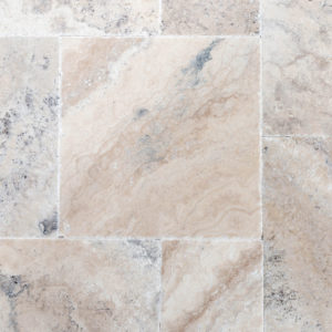 20075603-Philly-Antique-French-Pattern-Set-Travertine-Tile-Brushed-Chiseled-Partially-Filled-close-view-2S3A7248